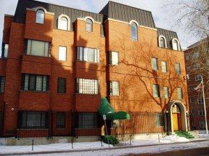 Former Iranian embassy, Ottawa.