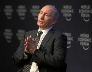 Private Meeting with Vladimir Putin