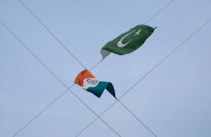 Flags_of_India_and_Pakistan