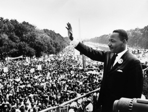 Dr. Martin Luther King Jr.'s historic speech