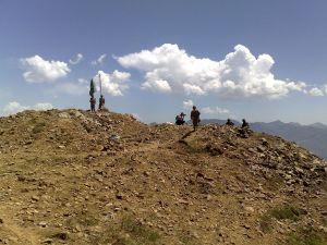 Pakistani military in tribal areas