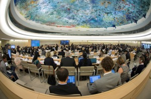 HRC holds Special Session on Iraq / ISIL