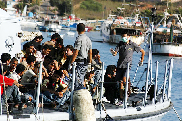 E.U. Response to Humanitarian Disaster in the Mediterranean