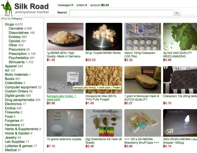 Life Imprisonment for Founder of Silk Road