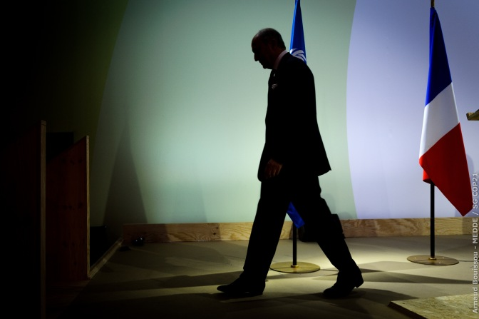 Conférence des Nations Unies sur les changements climatiques - COP21 (Paris, Le Bourget)