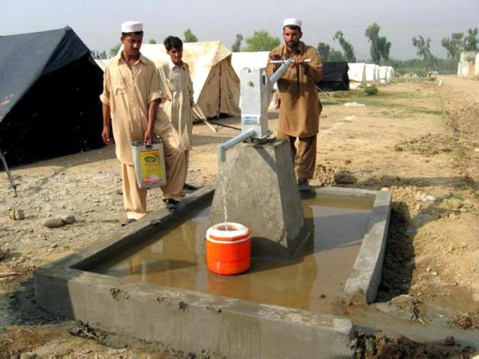 Groundwater is a (Mostly) Limited Resource