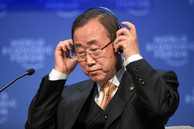 Leaks Reveal U.S. Spied on U.N. Secretary General