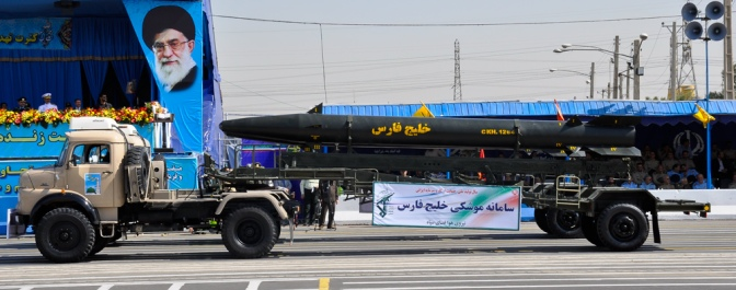 Iran Conducts Missile Tests as Show of Force
