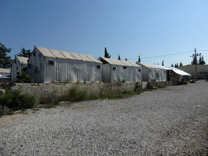 """Warehouse of Souls"": 60,000 Refugees in Greece"