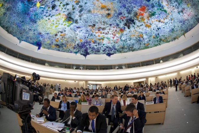 Russia Loses Seat on U.N. Human Rights Council