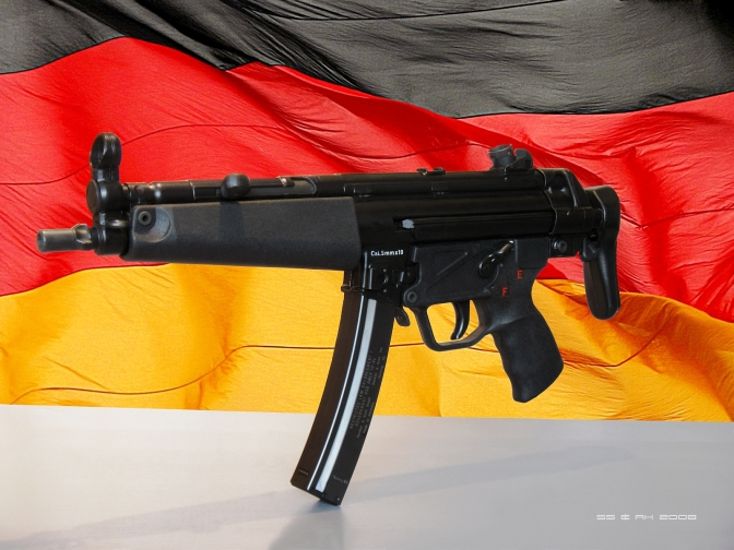 Heckler & Koch to End New Deals with non-NATO Countries