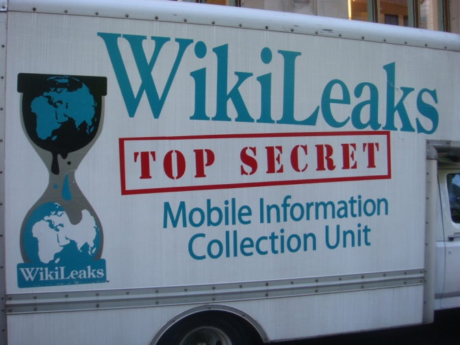 "Wikileaks ""Vault 7"" Dump Proves You Were Right to be Paranoid"