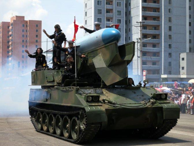 The North Korean Faultline