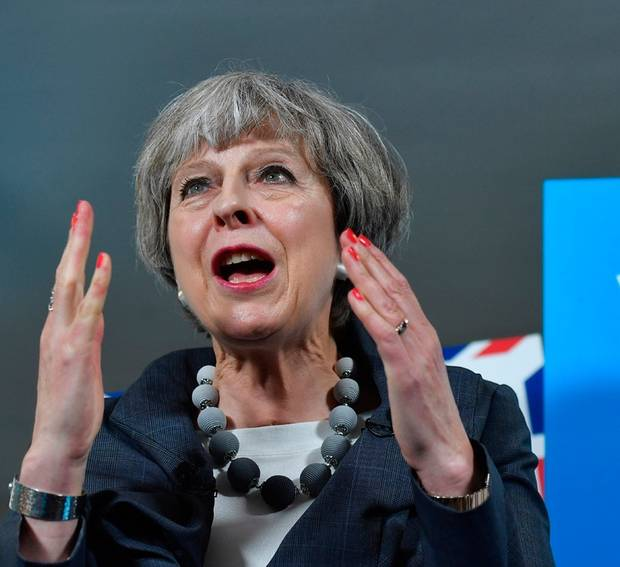 U.K. Election Roundup: How Long Can Theresa May Last?