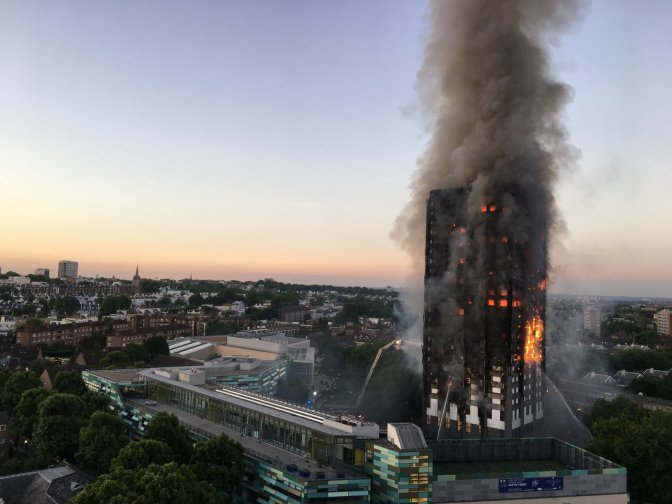Op-Ed: Grenfell is a Reminder