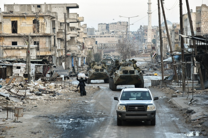No End in Sight for Syria